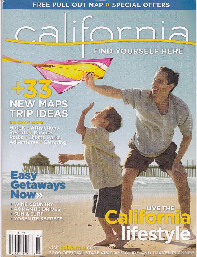 krentzman communications california travel guide